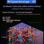 Nrityaantaranga- 40